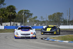 #19 TA Cadillac CTSV, Kerry Hitt of ACP Motorsports