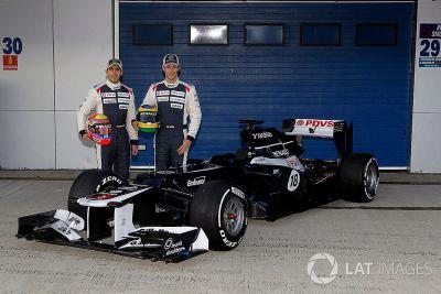 Williams FW34, Lanzamiento