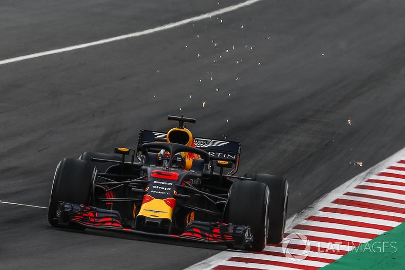 6: Daniel Ricciardo, Red Bull Racing RB14, 1'16.818