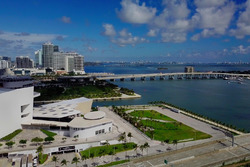 Overview of proposed F1 circuit area in Miami