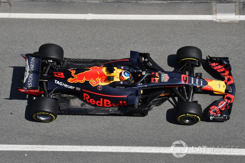 Даніель Ріккардо, Red Bull RB14