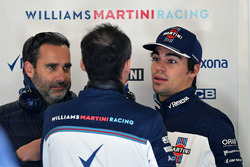 Robert Kubica, Williams and Lance Stroll, Williams