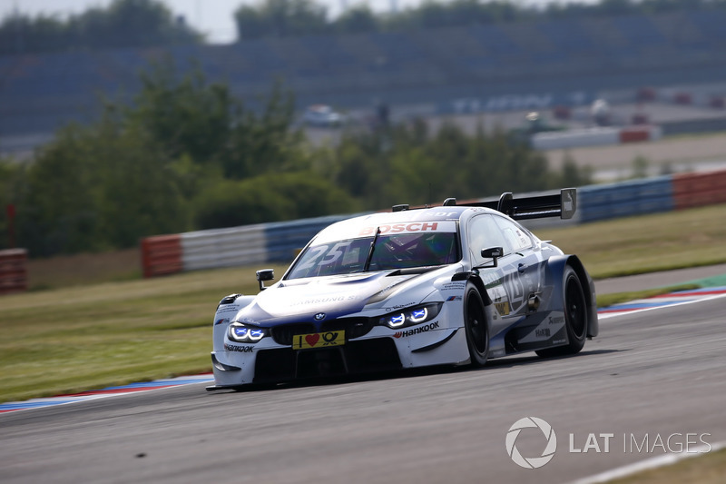 2. Philipp Eng, BMW Team RBM, BMW M4 DTM