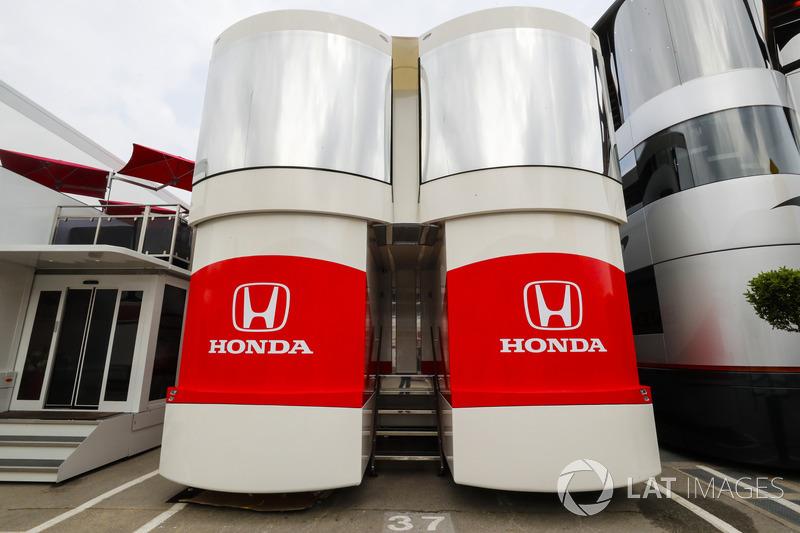 Motorhome Honda