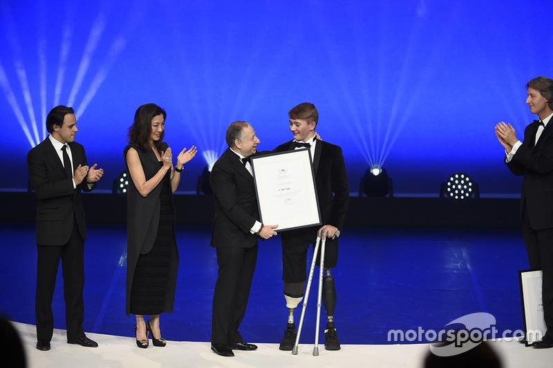 Жан Тодт, президент FIA President, Біллі Монгер