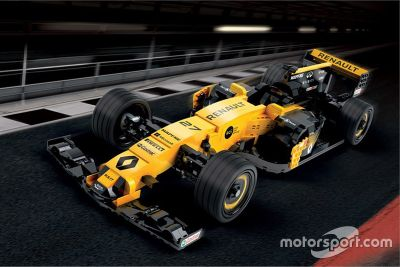 Renault Lego F1