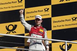 Kampioenschapspodium: derde Jamie Green, Audi Sport Team Rosberg, Audi RS 5 DTM