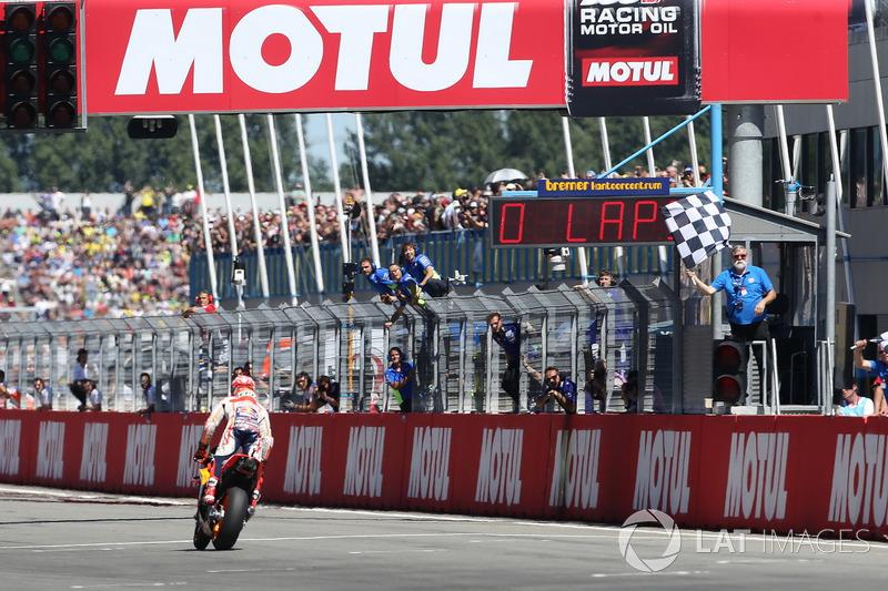 GP de Holanda: Marc Marquez, Repsol Honda Team