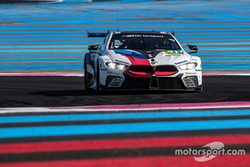 BMW Team MTEK - BMW M8 GTE