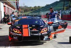 #17 Antonelli Motorsport : Loris Spinelli, Mikael Grenier