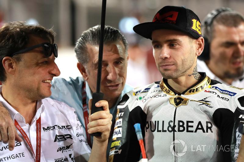 Alvaro Bautista, Angel Nieto Team, Jorge Martinez, Aspar Racing Team