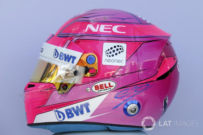#31: Esteban Ocon, Force India