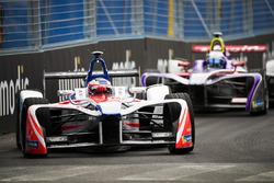 Felix Rosenqvist, Mahindra Racing, Sam Bird, DS Virgin Racing