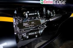 Moteur Renault F1 Team RS17