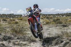#47 Monster Energy Honda: Кевін Бенавідес