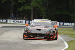 #99 JCR Motorsports Maserati Gran Turismo MC GT4: Jeff Courtney