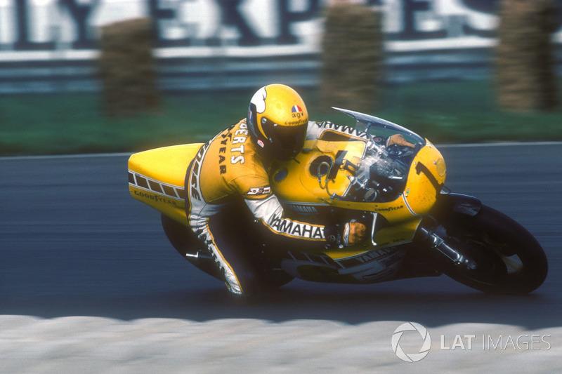 1980 - Kenny Roberts, Yamaha