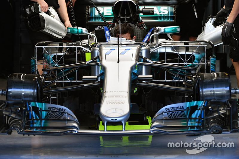 Post-Abu Dhabi GP test