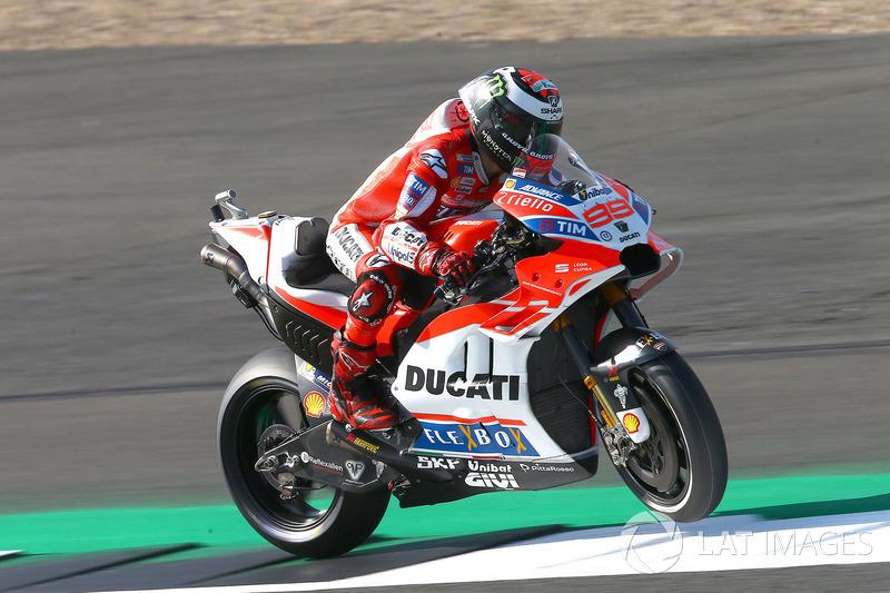 5. Jorge Lorenzo, Ducati Team