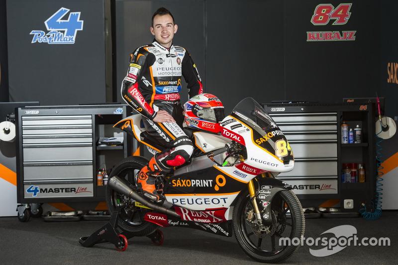 Jakub Kornfeil, Peugeot MC Saxoprint