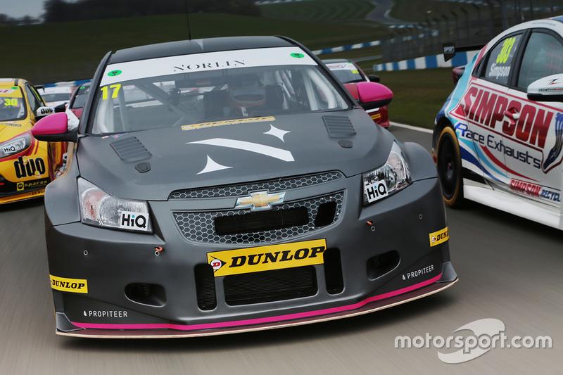 Dave Newsham, BTC Norlin Racing Chevrolet Cruze