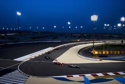 Валттери Боттас, Mercedes AMG F1 W08, Себастьян Феттель, Ferrari SF70H, Льюис Хэмилтон, Mercedes AMG F1 W08, Макс Ферстаппен, Red Bull Racing RB13