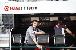 Guenther Steiner, Teambaas Haas F1 Team