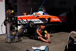 Car of Felix Rosenqvist, Mahindra Racing