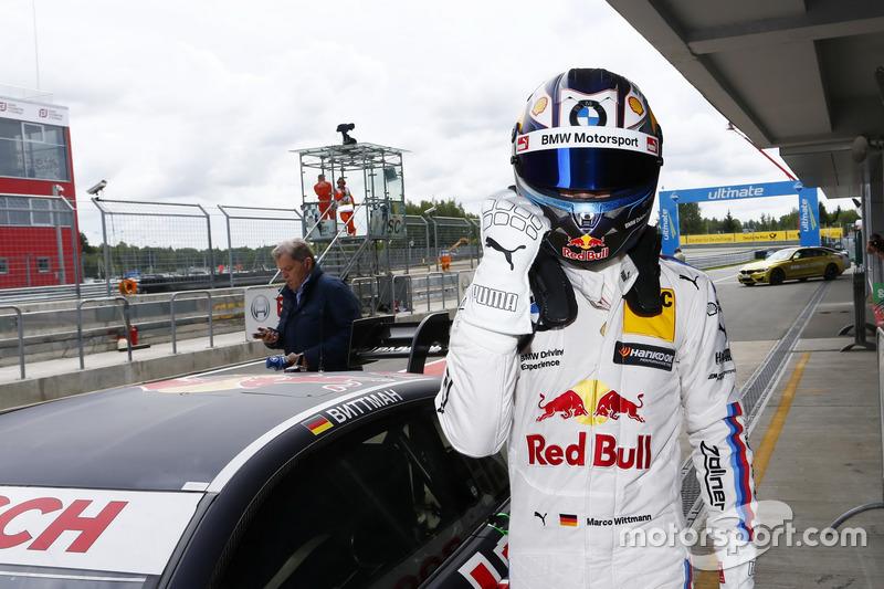 Поул-позиція Марко Віттманна, BMW Team RMG, BMW M4 DTM
