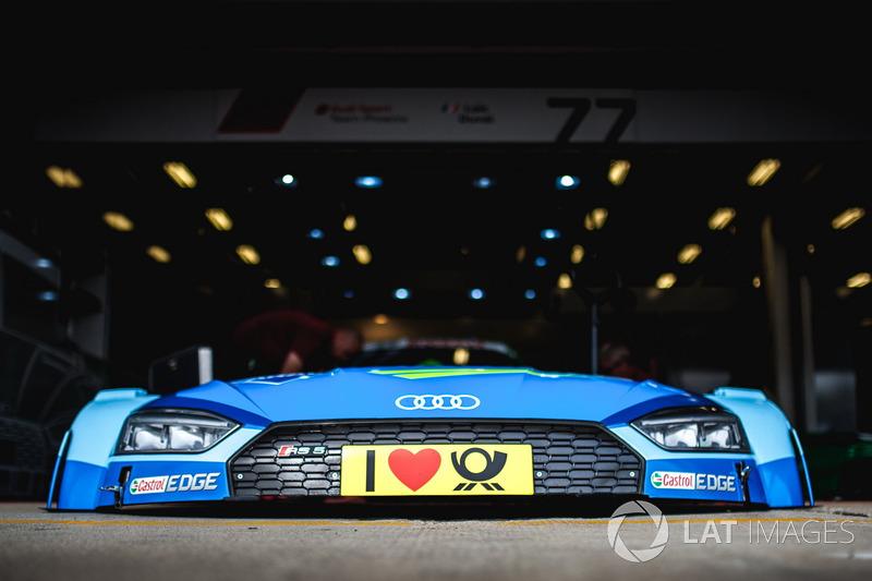 Капот машини Лоіка Дюваля, Audi Sport Team Phoenix, Audi RS 5 DTM