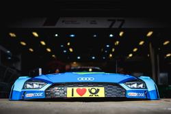Motorhaube des Autos von Loic Duval, Audi Sport Team Phoenix, Audi RS 5 DTM