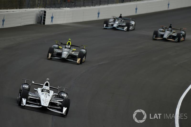 Симон Пажено, Team Penske Chevrolet