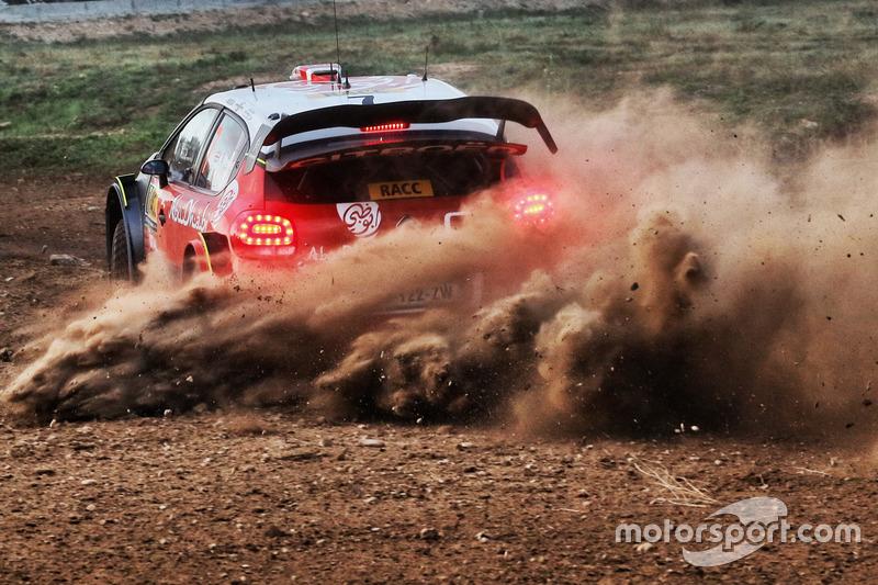 Крис Мик и Пол Нейгл, Citroën C3 WRC