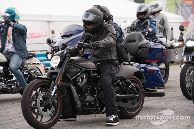 Відкриття фестивалю MotoOpenFest