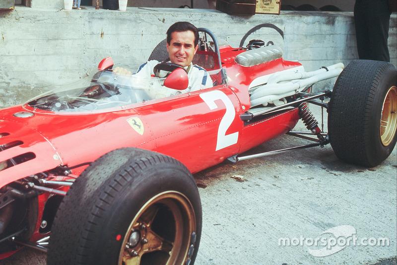 Lorenzo Bandini (1 victoria)