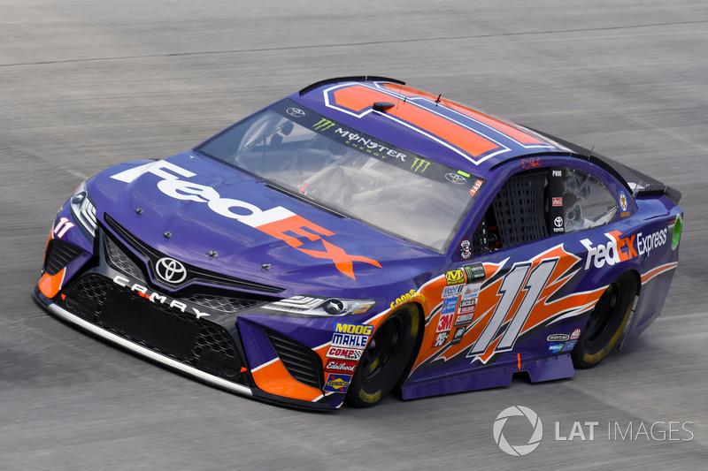 Denny Hamlin, Joe Gibbs Racing, Toyota