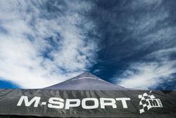 Service-Park: M-Sport