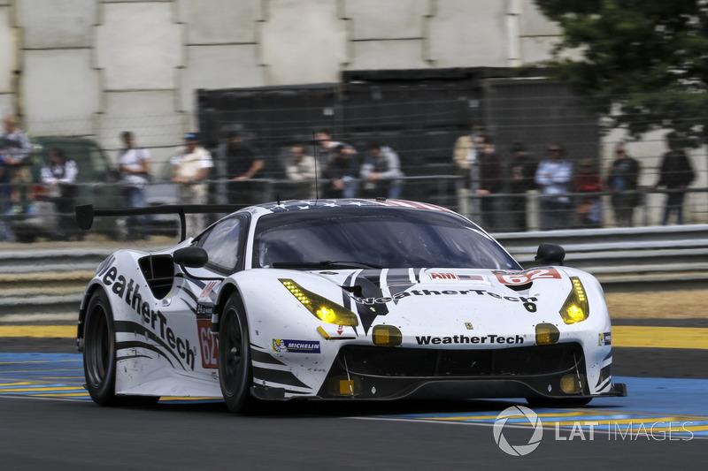 LMGTE-Am: #62 Scuderia Corsa, Ferrari 488 GTE