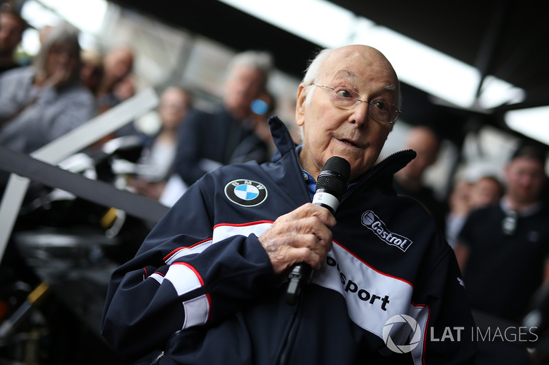 Murray Walker, BMW