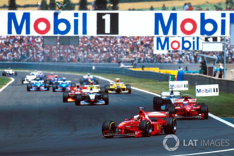 30勝目:1998年フランスGP
