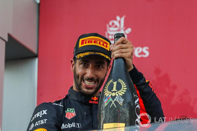 Red Bull, Daniel Ricciardo: 28 yaşında