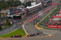 Max Verstappen, Red Bull Racing RB13 Daniel Ricciardo, Red Bull Racing RB13