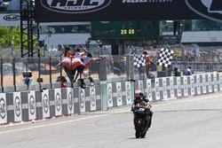 Johann Zarco, Monster Yamaha Tech 3 eindigt als tweede
