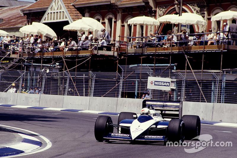 Стефано Модена, Brabham BT56 BMW