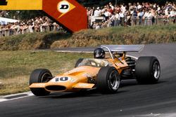 Дэн Герни, McLaren M14A Ford