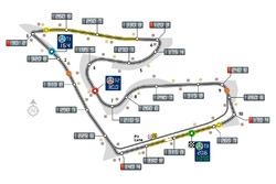 Red Bull Ring new corner numbering