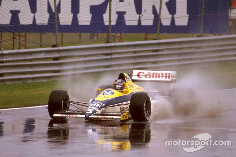 8. Тьерри Бутсен, Гран При Канады 1989 (95-я гонка)