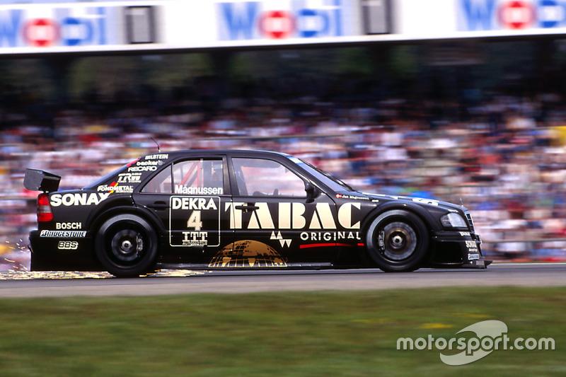 Ян Магнуссен, AMG Mercedes C-Klasse