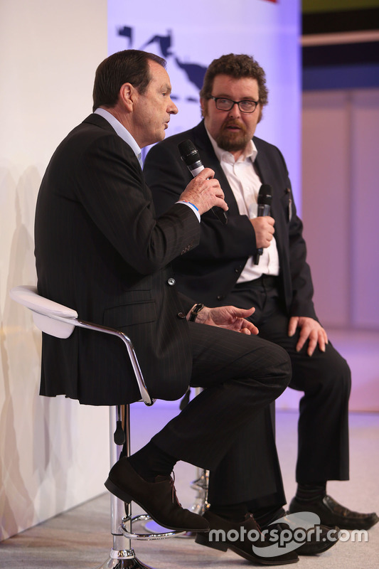 Alan Gow und Matt James
