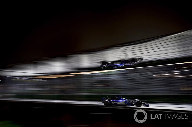 19. Паскаль Верляйн, Sauber C36-Ferrari